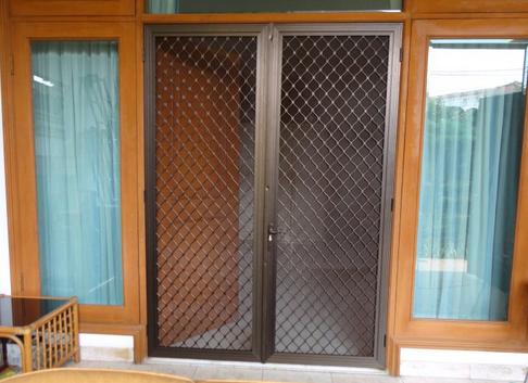Harga Pintu Besi Minimalis Untuk Anti Nyamuk | Total Logam